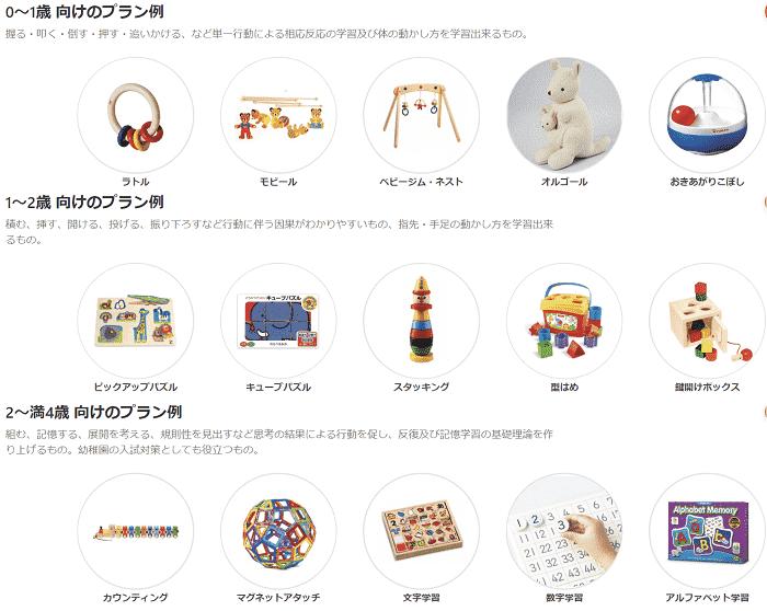 おもちゃレンタル会社のレビュー・口コミ評判一番のトイサブ