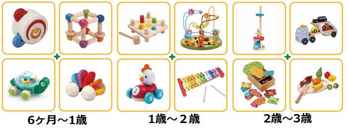 サブスク型おもちゃレンタル会社Happy Toy(ハッピートイ)の口コミ評判レビュー
